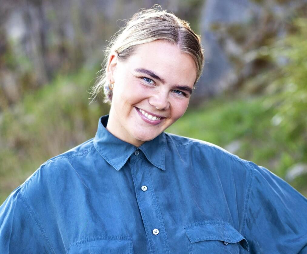 NERVESYKDOM: MS er en av de mest vanlige nervesykdommene og i Norge er det cirka 13.000 som har MS, rundt 400 får det hvert år. Katarina Myhren hadde aldri hørt om sykdommen før og da hun fikk forklart hva det var, så følte hun en slags lettelse. Foto: Privat