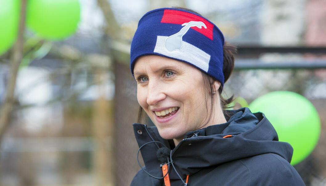 <strong>OVERRASKER:</strong> To år etter at Marit Bjørgen la opp avslører hun comeback. Foto: NTB Scanpix