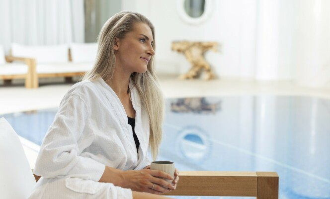 HOTELLSPA: Litt herlig spa er aldri noen dårlig ide. Foto Hotel Britannia