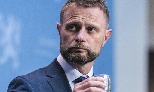 image: Høie utreder portforbud