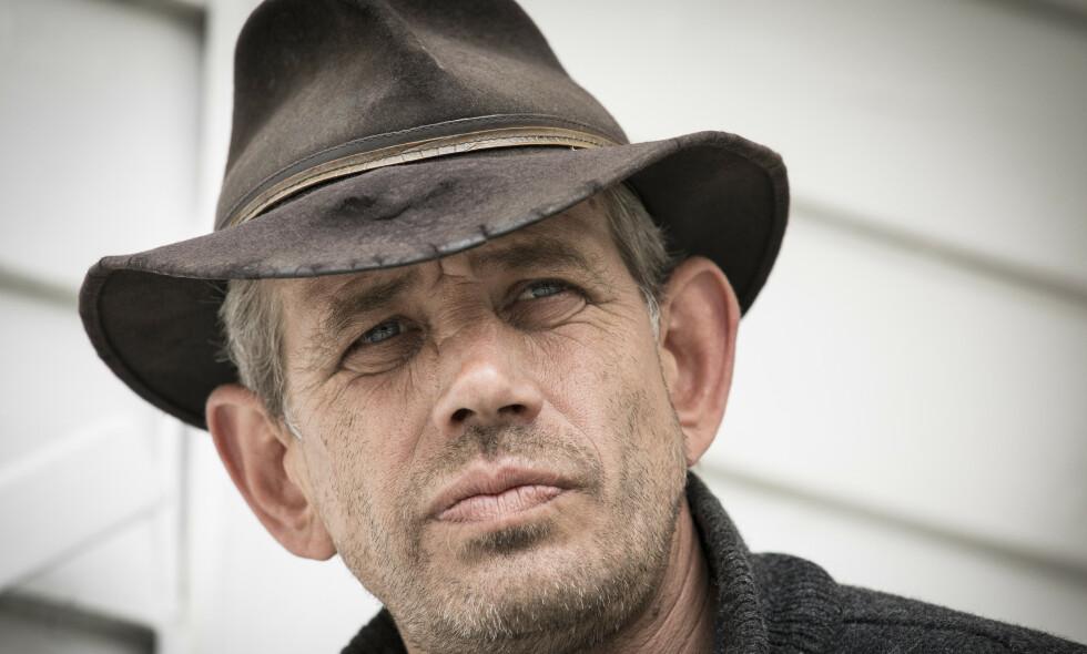 IKKE ENIG: Leif Einar «Lothepus» Lothe mener John Arne Riise må slutte å sutre på «Farmen kjendis». Foto: Tor Lindseth/Se og Hør