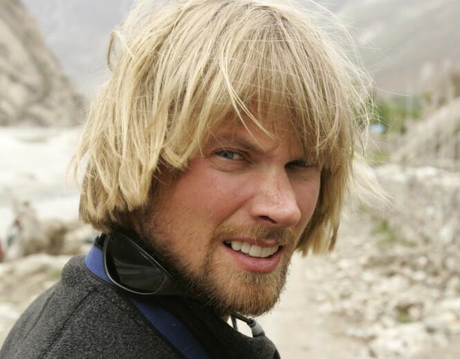 DØDE: Eventyreren Rolf Bae omkom under K2-nedstigningen i 2008. Han ble 33 år gammel. FOTO: NTB scanpix