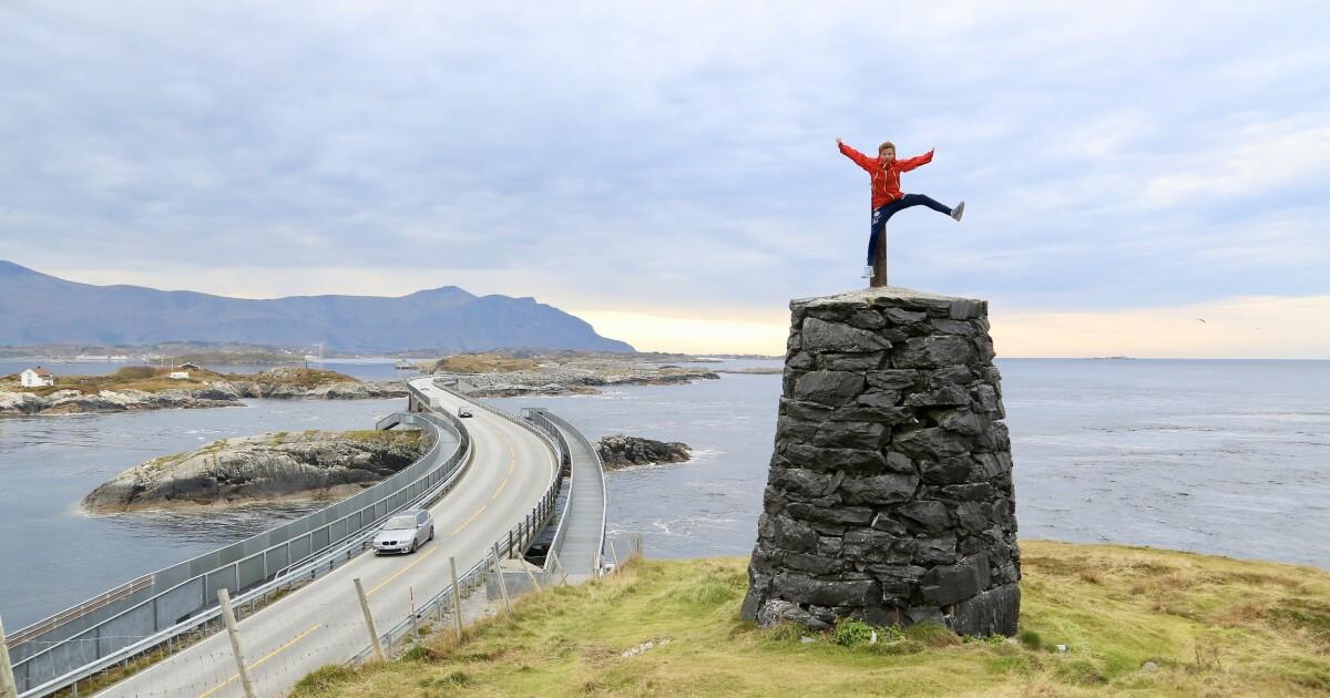 Er dette Norges fineste bilferie?