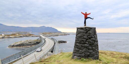 image: Er dette Norges fineste bilferie?