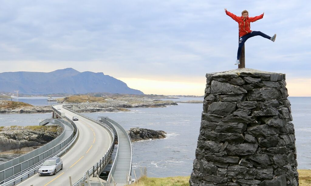 image: Norgesferie:Den fineste bilturen