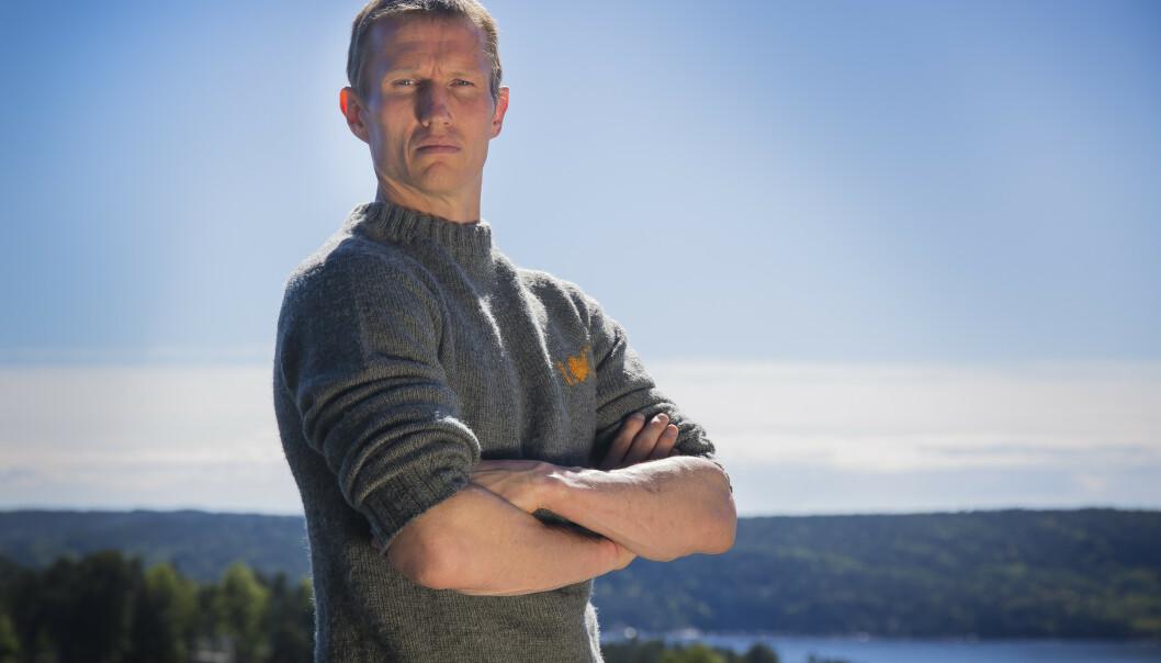 FOR ENDRING: Frank Løke mener det må være greit å ha kontakt med familien inne på gården, men bare dersom det er likt for alle. Foto: Tore Skaar/Dagbladet