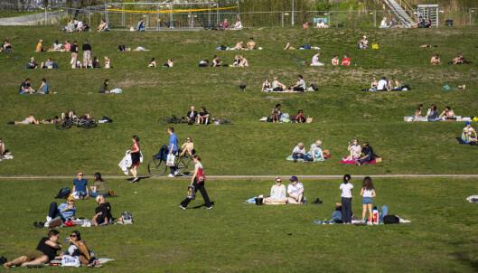 FHI: 30.000-40.000 nordmenn har hatt coronasmitte