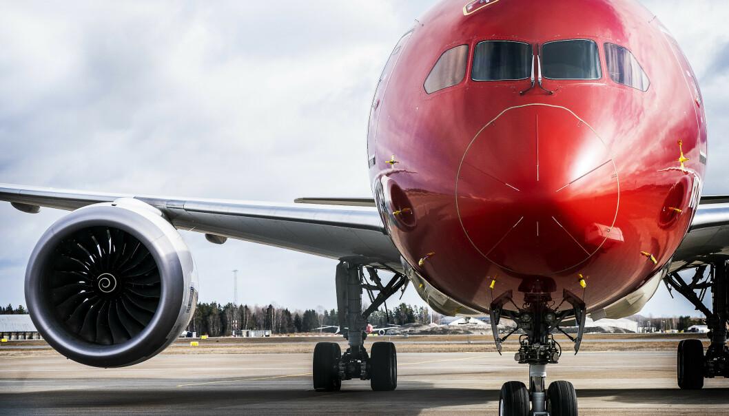<strong>UNDERSKUDD:</strong> Coronakrisa har rammet Norwegian hardt. Foto: Hans Arne Vedlog / Dagbladet