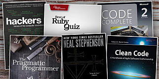 image: 6 kodebøker norske utviklere anbefaler