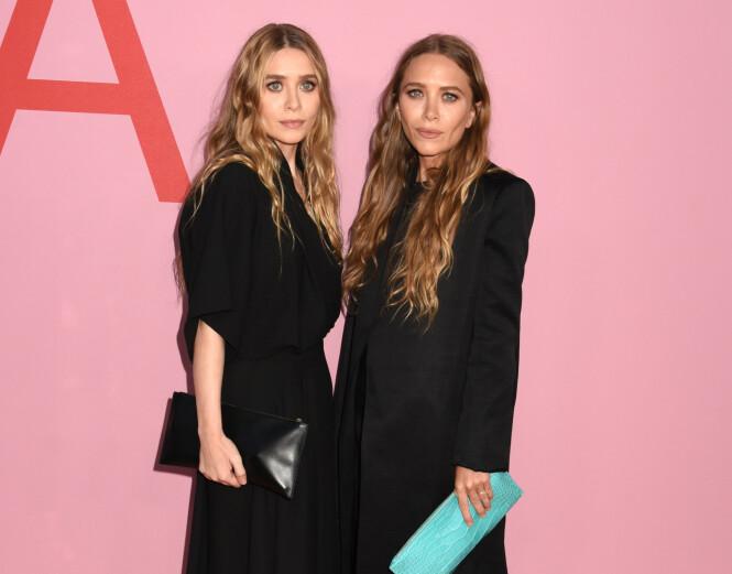 SUKSESS: Ashley og Mary-Kate Olsen gjør det stort som designere. Den hektiske hverdagen skal ha påvirket sistnevntes ekteskap. Foto: NTB Scanpix