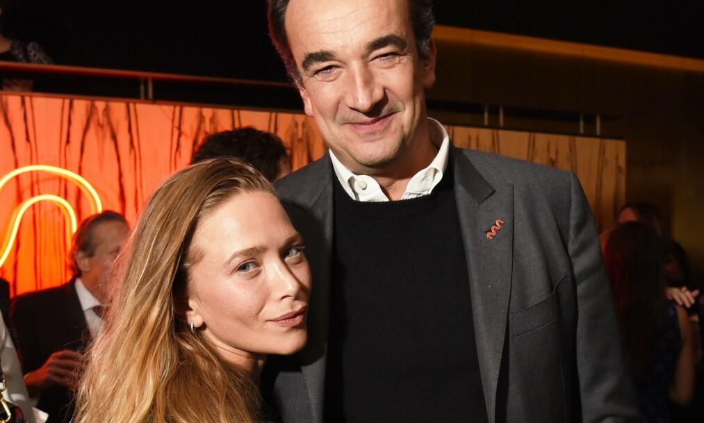 NYE SAMBOERE: Mary-Kate Olsen og Olivier Sarkozy har gått hver til sitt. Mens førstnevnte hadde dårlig tid ut av parets bolig, blir Olivier boende og får nye samboere. Foto: NTB Scanpix