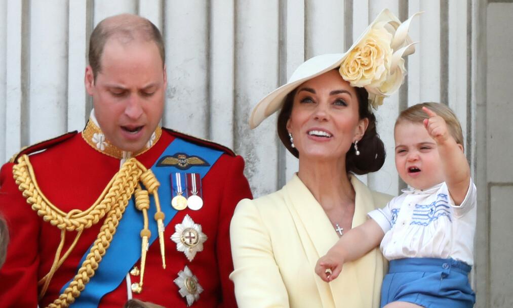BENEKTER: Kensington Palace har i en sjelden uttalelse gått ut og nektet for at noe som står i en artikkel om hertuginne Kate er sant. Foto: NTB scanpix