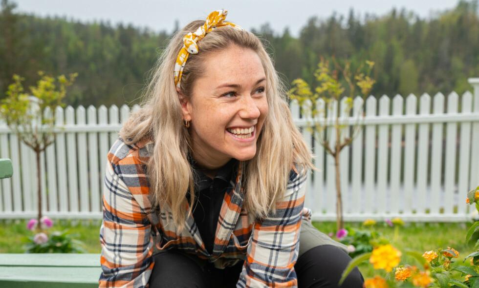 SØKER IKKE GÅRDSKJÆRLIGHET: Ida Fladen (34) har ingen ambisjoner om å forelske seg på «Farmen». Foto: Espen Solli/TV 2