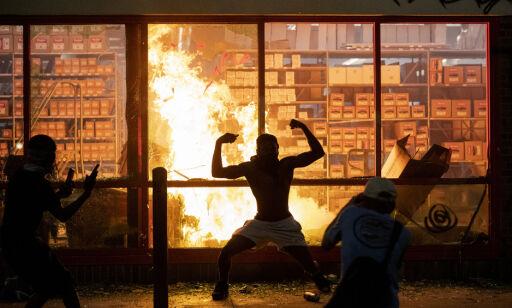 image: Frigir politivideo av pågripelsen