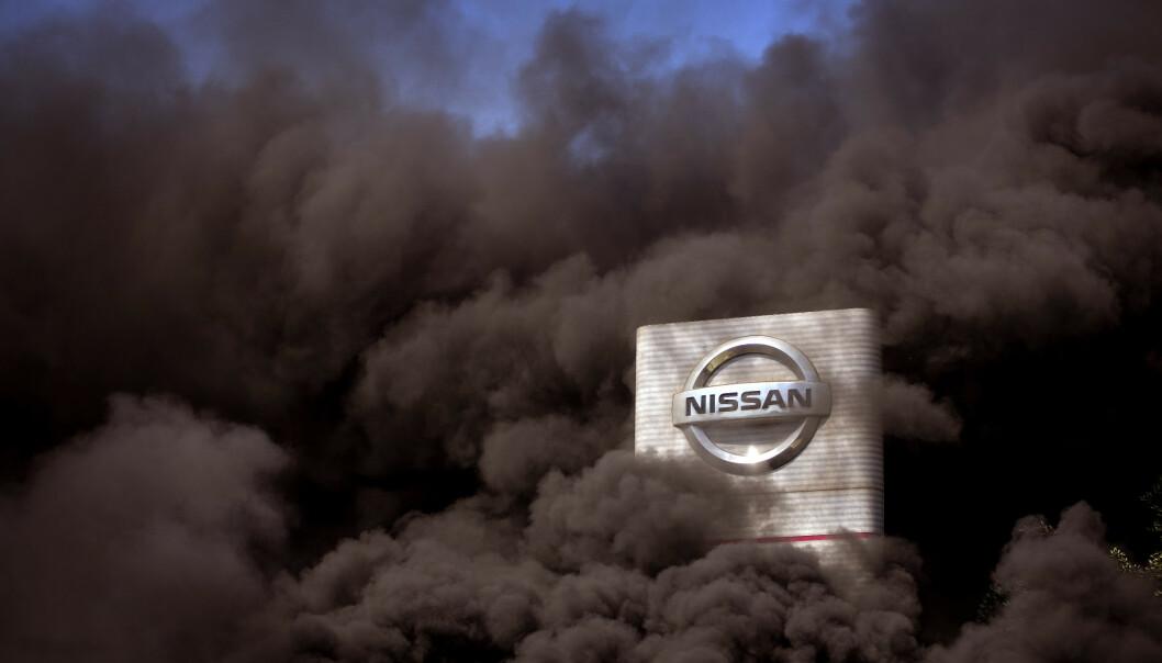 Tordner mot Nissan: - Forferdelig