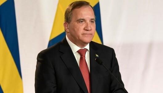 Sveriges statsminister: - Bekymret