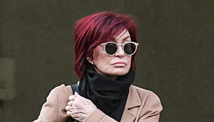 Mandatory Credit: Photo by Shutterstock (10521244b) Sharon Osbourne Sharon Osbourne out and about, Los Angeles, USA - 08 Jan 2020