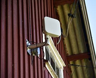 Slik er Get trådløst bredbånd