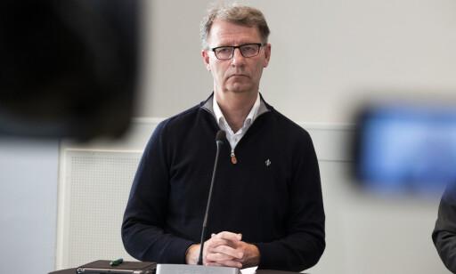 BEKYMRET: Byråd Robert Steen i Oslo. Foto: Terje Pedersen / NTB scanpix