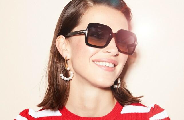 BRILLETRENDER: Hos Krogh Optikk finner du garantert solbriller som passer.