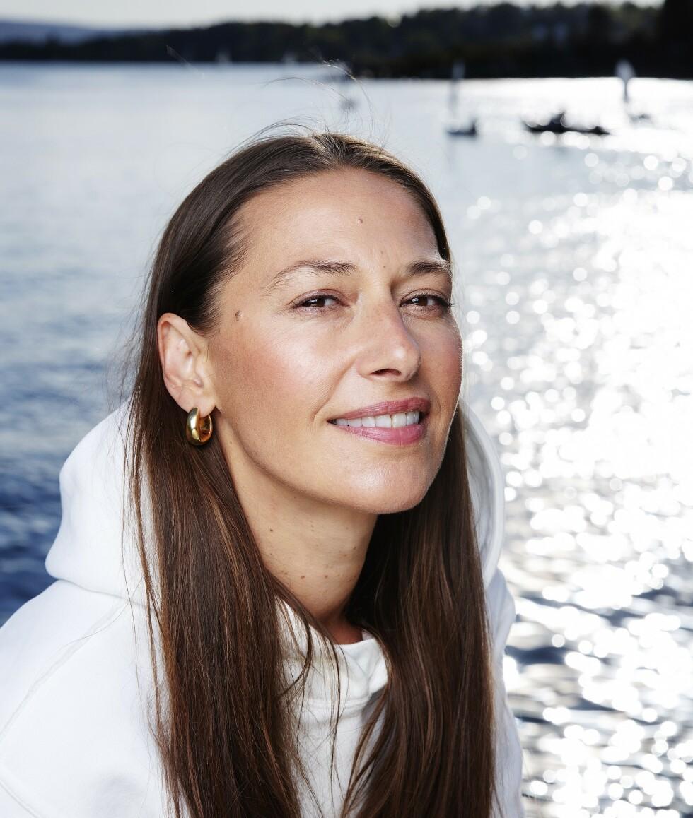 TØFFE TAK: Å spille kvinner som har mistet sitt barn fikk også alvorlige private konsekvenser for Pia Tjelta. Foto: Agnete Brun