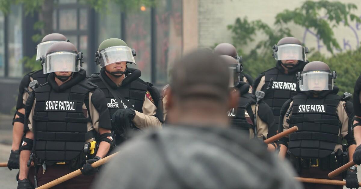 Demonstrasjonene i Minneapolis