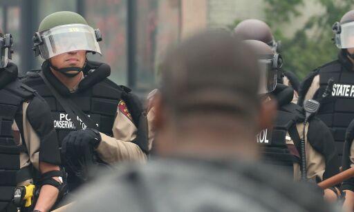 image: - Politiet er ute av kontroll