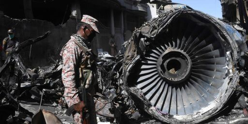 image: Fant millioner i flyvraket