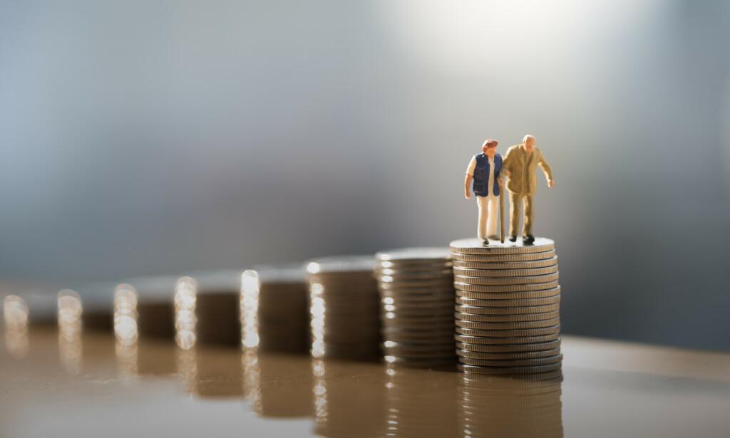 DEN GLEMTE REGELEN: Da nytt pensjonssystem ble innført i 2011, glemte man å endre reglene for å unngå at dagpenger ble avkortet mot tjenestepensjon. Det merker mange som er blitt permittert eller oppsagt under coronakrisen. Foto: NTB scanpix