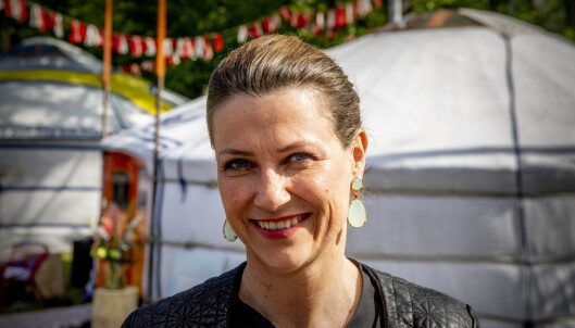Princess Martha Louise at the Happinez Festival - Netherlands. Princess Martha Louise of Norway at the Happinez Festival in Zaandam, Netherlands, on May 11, 2019. Happinez is the biggest happiness and personal growth festival in the world. An inspiring and magical event, with leading international speakers. It?s the place to be for everyone who?s into finding meaning, happiness and spirituality. Photo by Robin Utrecht/ABACAPRESS.COM URN:42815217