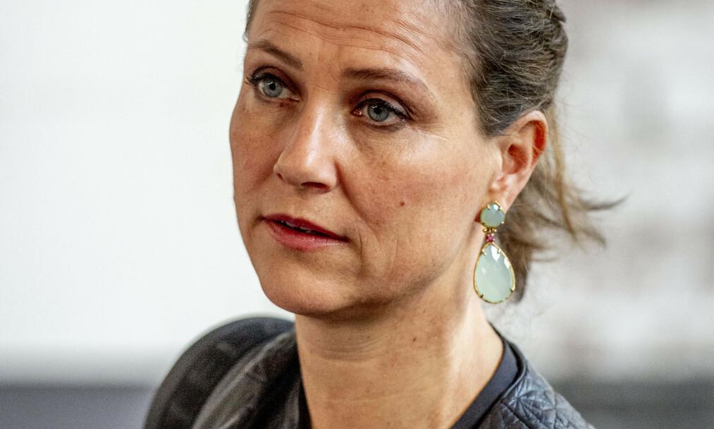 BORTE FRA INSTAGRAM: Märtha Louises Insta-bruker har forsvunnet. Foto: NTB scanpix
