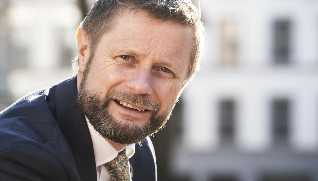 <strong>SLÅR TILBAKE:</strong> Helseminister Bent Høie (H) mener både Frp og Ap tar feil i sine angrep på ham og regjeringen. Foto: Hans Arne Vedlog / Dagbladet