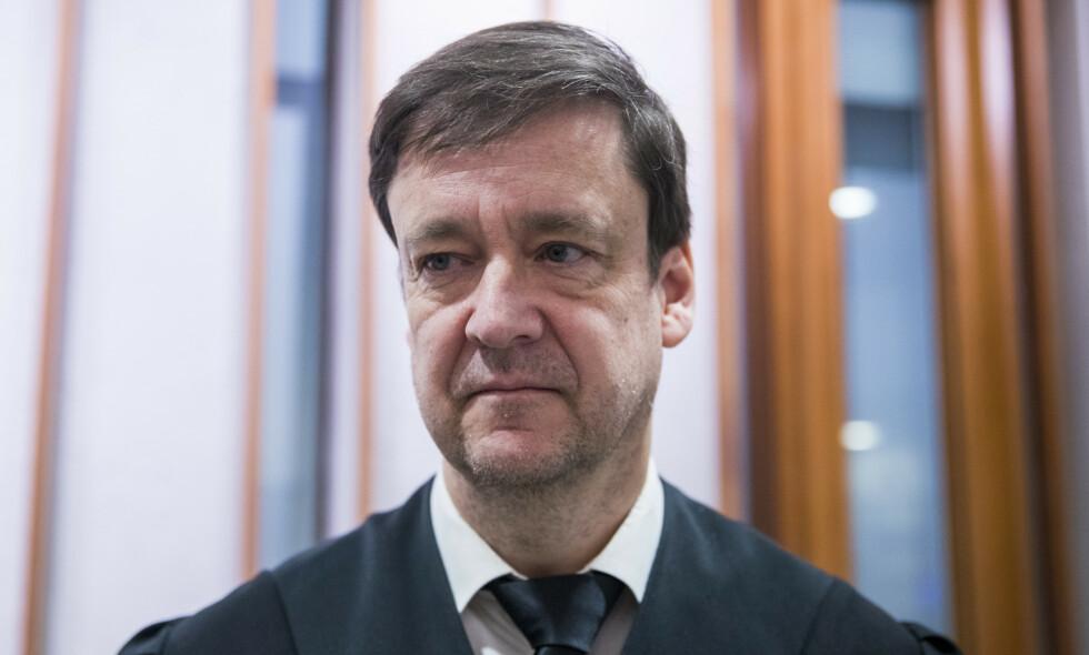 REAGERER: John Christian Elden savner en diskusjon rundt lojalitet overfor ansatte i NFF. Foto: Terje Pedersen / NTB scanpix