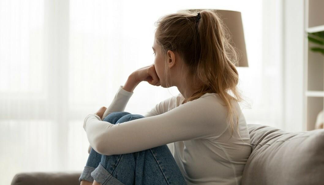 REDSEL ELLER FOBI: For noen kan frykt utvikle seg til en fobi. FOTO: NTB Scanpix
