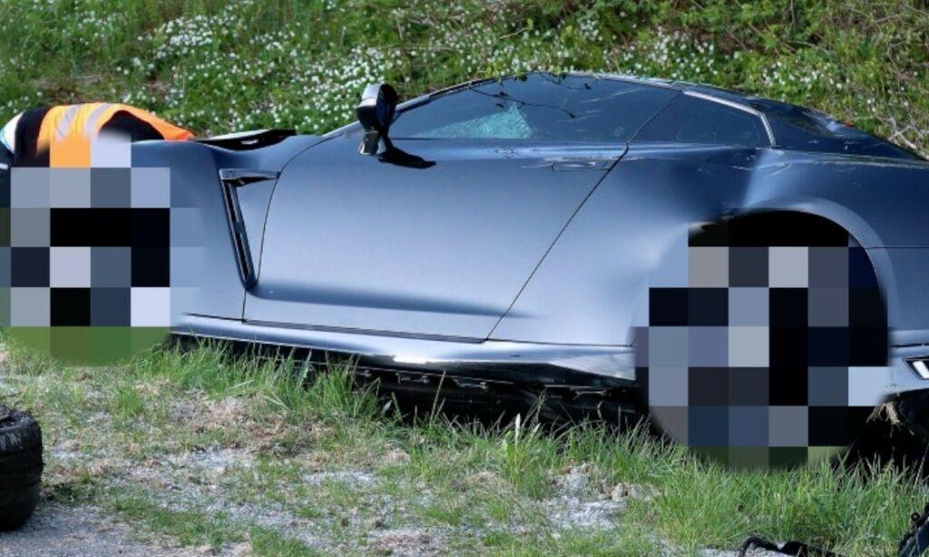 image: Totalvraket sportsbil til 1,5 millioner