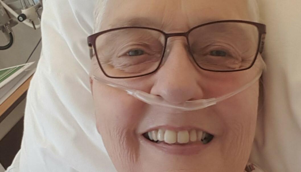 Ragna trodde hun hadde dårlig kondis - fikk nye lunger
