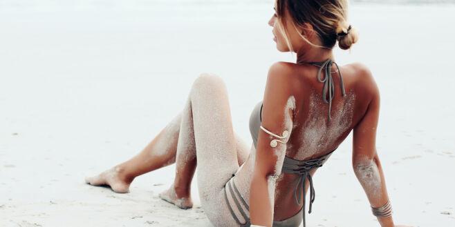 image: Slik blir du raskt brun – uten å skade huden