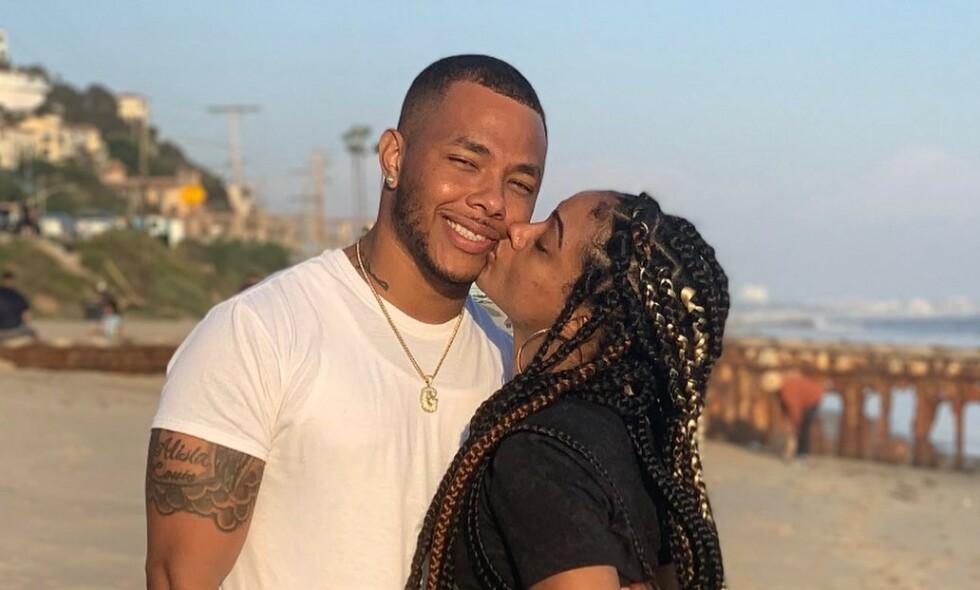 FUNNET DØDE: Gregory Tyree Boyce og kjæresten Natalie Adepoju ble funnet døde i midten av mai. Nå er dødsårsaken klar. Foto: Privat / Instagram