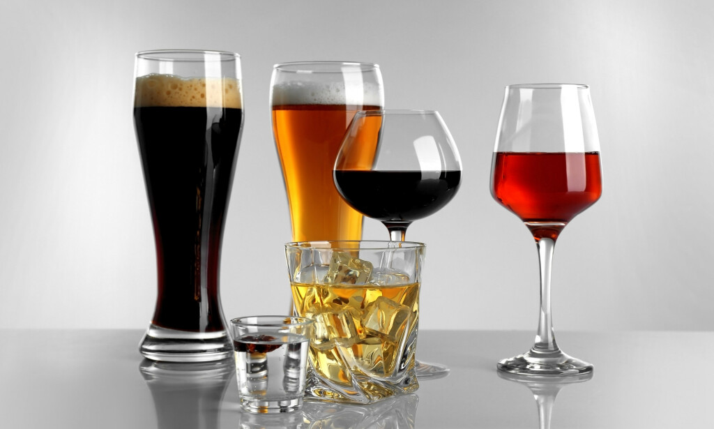ALKOHOL OG KALORIER: Jo høyere alkoholprosent, jo flere kalorier. Foto: NTB Scanpix/Shutterstock