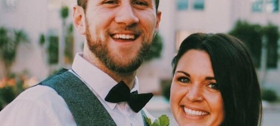 Han reddet henne fra terrorangrep - nå er de gift