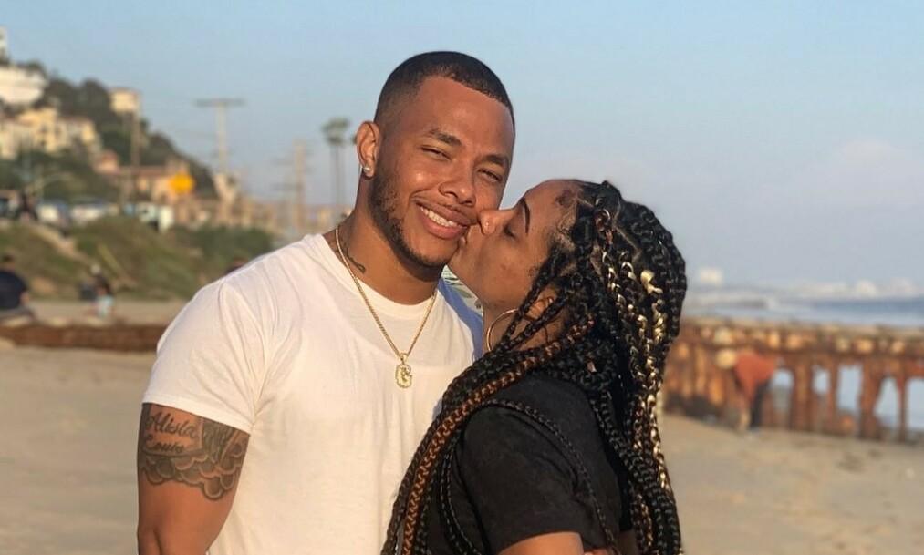 FUNNET DØDE: Skuespiller Gregory Tyree Boyce og kjæresten Natalie Adepoju ble funnet døde i midten av mai. Nå er dødsårsaken klar. Foto: Privat / Instagram