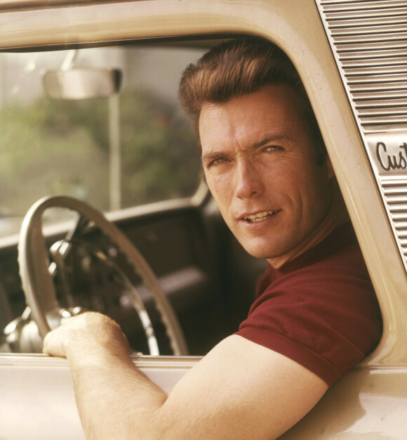 LANG FARTSTID: Clint Eastwood i starten av sin karriere i 1965. FOTO: NTB Scanpix