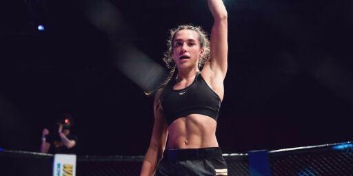 image: MMA-stjerna om angsten før kampen