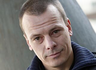 SLÅR TILBAKE: Josimar-redaktør Håvard Melnæs er ikke imponert over Pål Bjerketvedt. Foto: Lise Åserud / Scanpix