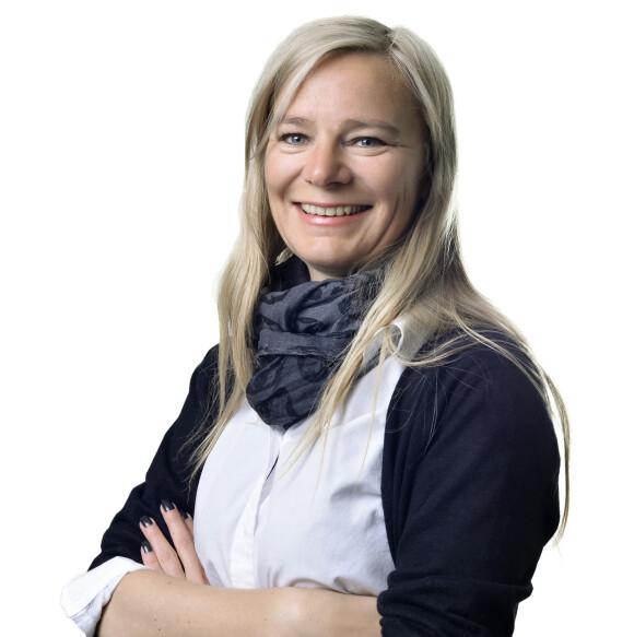 <strong>KUNNSKAP OM KORONA:</strong> Nora Clausen er seniorrådgiver i Opinion og prosjektleder for Norsk koronamonitor, som har gjennomført nærmere 35.000 intervjuer blant nordmenn i koronaperioden, herunder spørsmål om hjemmekontor.FOTO: Johnny Abrahamsen
