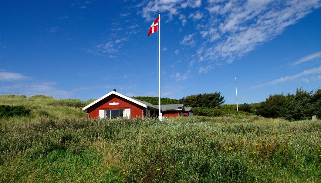 Hyttebonanza i Danmark: - Historisk