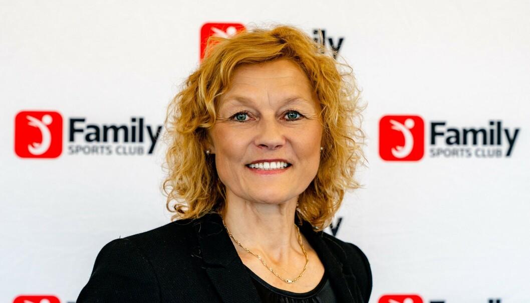 FAMILY SPORS CLUB: HR-direktør Hilde A. Sandvoll i Family Sports Club. FOTO: FSC