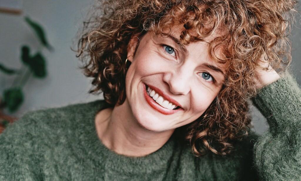 FANTASYFULLTREFFER: Ida Tufte Michelsen (f. 1987) er journalist og produsent, og er nå ute med sin første barnebok. Foto: ASCHEHOUG / ELINE KJØL BERG
