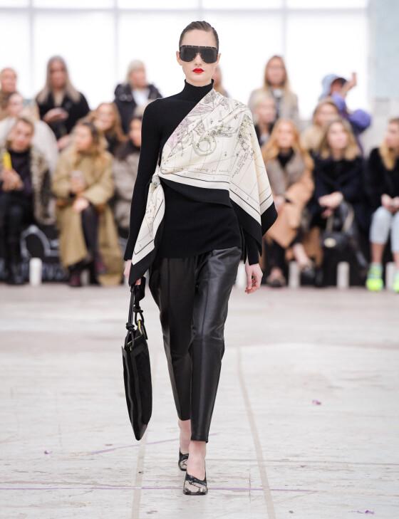 By Malene Birger AW20 Foto: Copenhagen Fashion Week