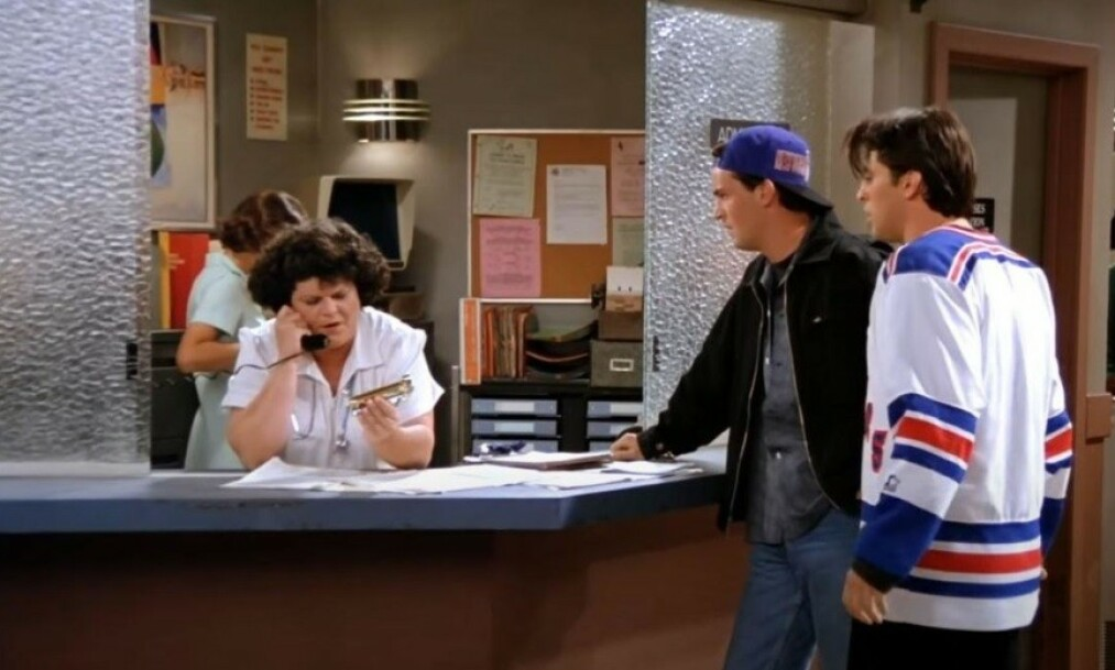 DØD: Mary Pat Gleason, som blant annet medvirket i «Friends», er død. Foto: Warner Bros